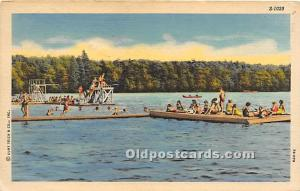 Swimming and Docks Swimming 1965