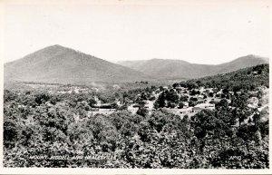 Australia - Healesville, VIC. Mt Riddell    *RPPC