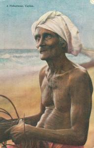Ceylon A Fisherman Ceylon 02.06