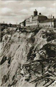 CPA AK Bergslagets Museum med Mardskinnsgruvan I Forgrunden SWEDEN (1118696)