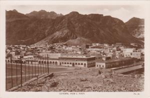 RP ; General View #2 , ADEN , Yemen, 1910-30s