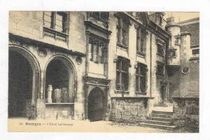 L'Hotel Lallemand, Bourges (Cher), France, 1900-1910s