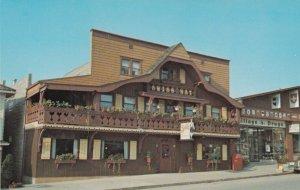 SUGARCREEK , Ohio, 1950-60s ; Swiss Hat Restaurant