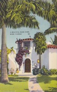 Florida Miami Abeautiful Miami Home