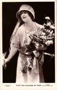 CPA AK Duchess of York BRITISH ROYALTY (678746)