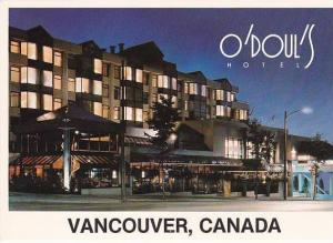 O,Doul's Hotel , vANCOUVER , B.C. , Canada , 60-80s
