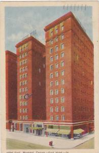 Ford Hotel, Montreal, Quebec, Canada, PU-1947