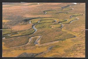 Utah, Svier River, Millard County, mailed
