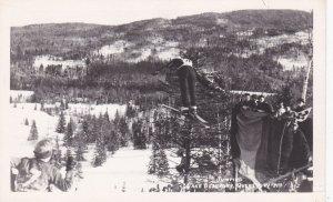 RP: Skiing ; Ski Jumping , LAKE BEAUPORT , Quebec , Canada ,30-40s