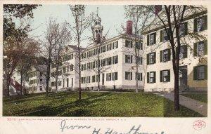 HANOVER, New Hampshire, 00-10s; Dartmouth College, Dartmouth & Wentworth Halls
