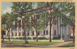 COLUMBUS , Georgia , 30-40s ; Post Office