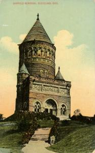 OH - Cleveland. Tomb of President James A. Garfield