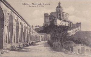 Monte Della Guardia E Santuario Di S. Luca, Bologna (Emilia Romagna), Italy, ...