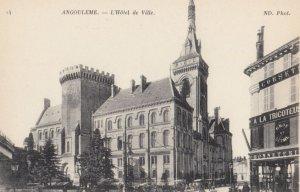 ANGOULEME, France, 1900-10s; #8