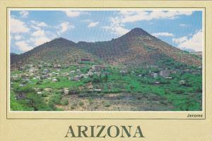 Panorama Jerome Arizona's Oldest Ghost Town Arizona
