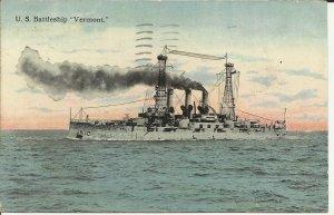 U.S. Battleship, Vermont