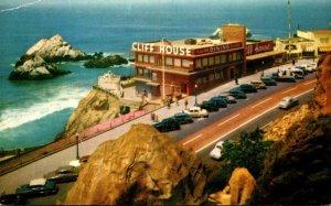 California San Francisco The Cliff House & Seal Rocks