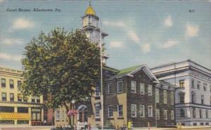 Pennsylvania Allentown Court House
