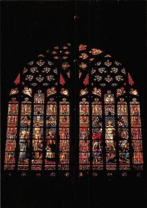 Netherlands Raam Sint Jan 's Hertogenbosch, Kruising Verrijzenis
