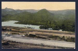Pedro Miguel Lock Panama Canal Construction unused c1910's