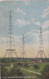 U S Wireless Station Fort Myer Virginia