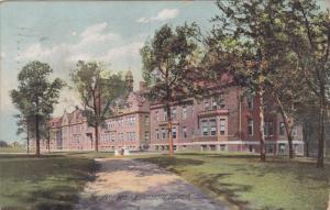 DECANTUR, Illinois, PU-1908; The James Millkin University