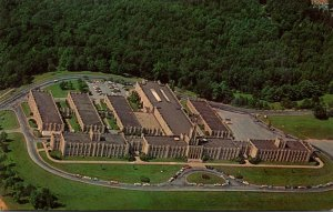 Pennsylvania Hershey Aerial View Milton Hershey Junior-Senior High School