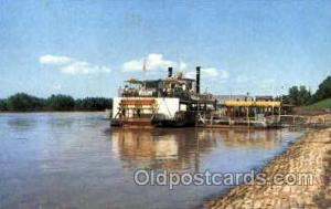 The Memphis Queen II Ferry Boat, Boats Postcard Postcards  The Memphis Queen II