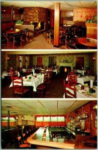 Peabody, Massachusetts Postcard THE PROCTOR HOUSE Restaurant Roadside c1950s