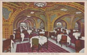 New York City Hotel McAlpin The Grill Room 1923