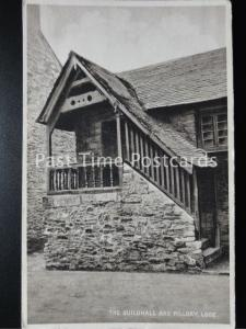 Old PC - LOOE, The Guildhall and Pillory