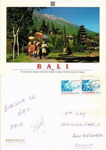 CPM  Indonesie - Bali - Pura Besakih Temple  (694765)