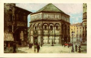 Italy - Florence, The Baptistry