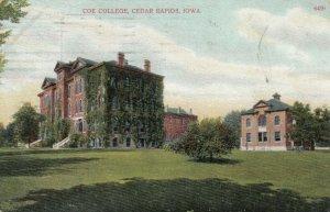 CEDAR RAPIDS, Iowa, 1907; Coe College