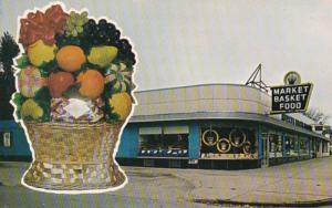 Michigan Detroit Market Basket Food Gift Baskets