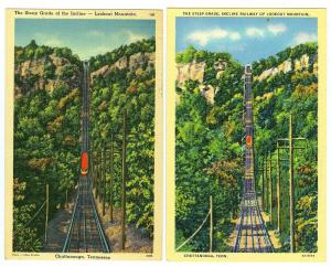 2 - Lookout Mt Railway, Chattanooga Tenn
