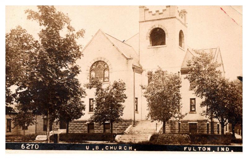 Indiana  Fulton  United Brethren of Christ Church,  RPC