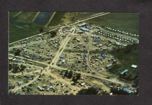 SD Black Hills Motor Classic Campground Trailer Park Sturgis South Dakota PC