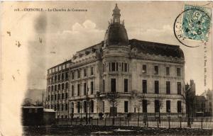 CPA GRENOBLE - La CHAMBRE de Commerce (655202)