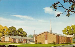 Dallas Texas~Trinity Church of the Nazarene~South Polk~Oak Cliff~1960s Artist PC
