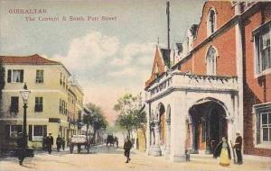 Gibraltar Convent and South Port Street