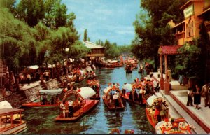 Mexico Floating Garden Of Xochimilco