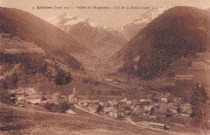 ARECHES, Beaufort, Savoie, France; Vallee de l'Argentine, Col de la Bathie, 1...