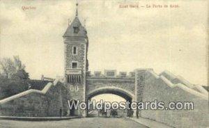 Kent Gate, La Porte de Kent Quebec Canada 1906