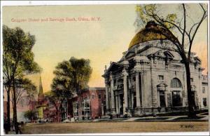 Genesee St & Savings Bank, Utica NY