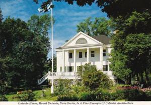 Canada Nova Scotia Mount Uniacke The Uniacke House Built 1815