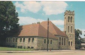 SALISBURY, Maryland, 1950-1960s; Trinity Methodist Church