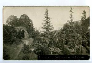 249779 GEORGIA BATUM Tsikhisdziri view Vintage photo postcard