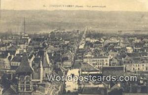 Chateau-Thierry, France, Carte, Postcard