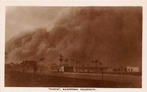 Sudan Habub Sandstorm Khartoum